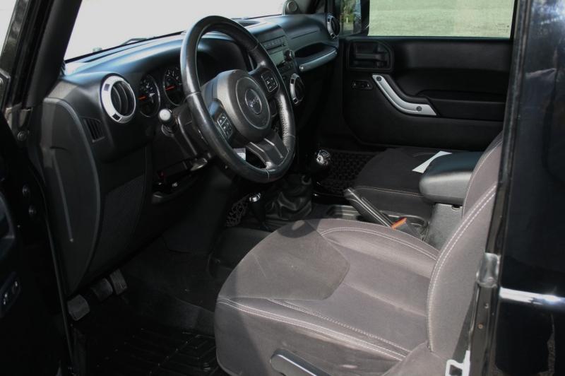 Jeep Wrangler 2013 price $21,999