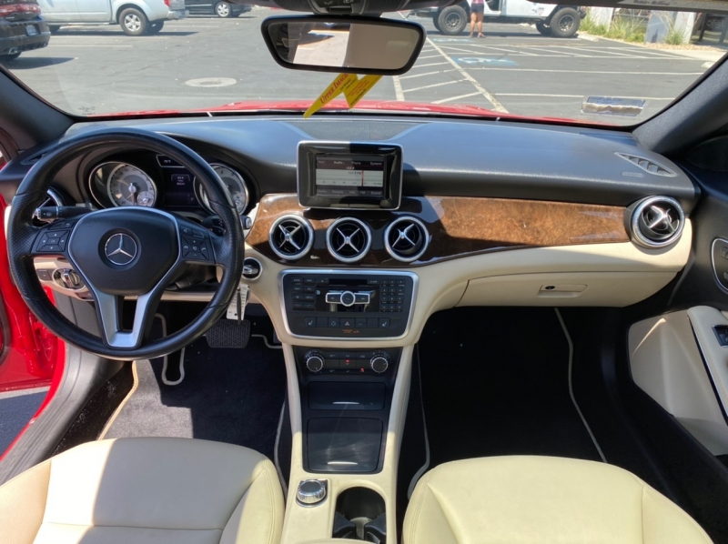 Mercedes-Benz CLA-Class 2014 price $15,900
