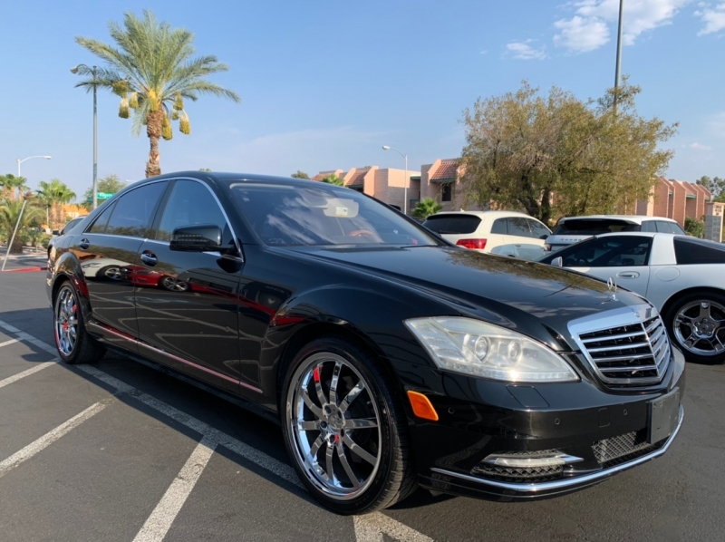 Mercedes-Benz S-Class 2011 price $15,900