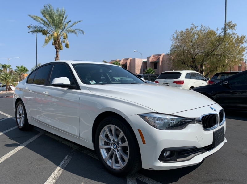 BMW 3-Series 2016 price $19,900