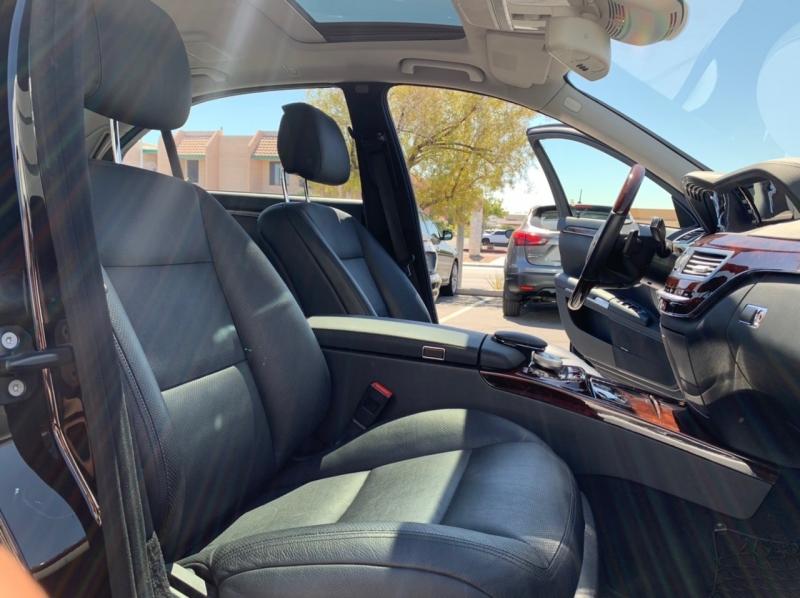 Mercedes-Benz S-Class 2012 price $23,900