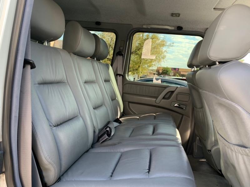 Mercedes-Benz G-Class 2002 price $37,900