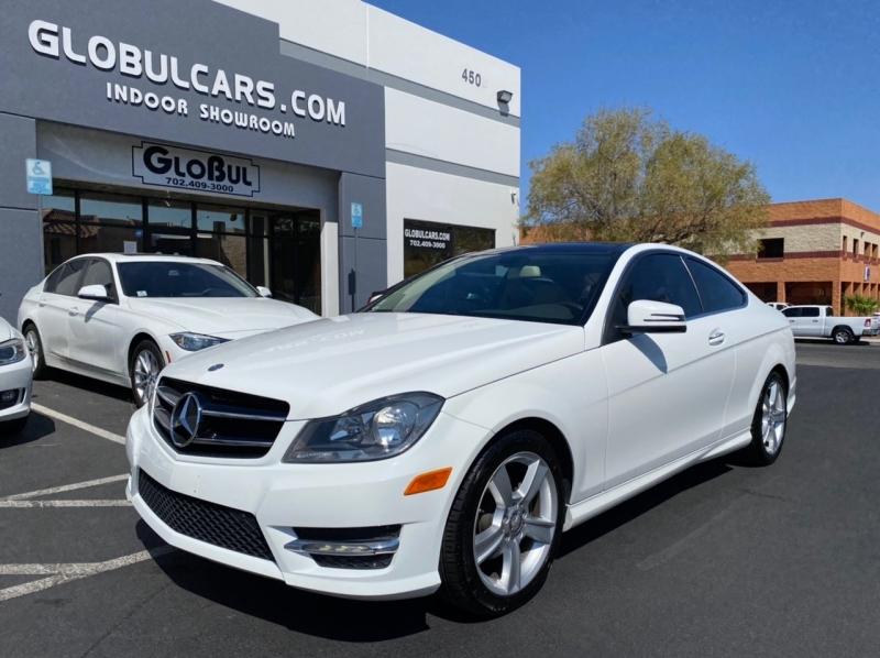 Mercedes-Benz C-Class 2014 price $12,900