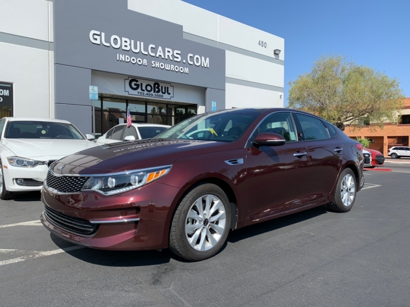Kia Optima 2016 price $14,900
