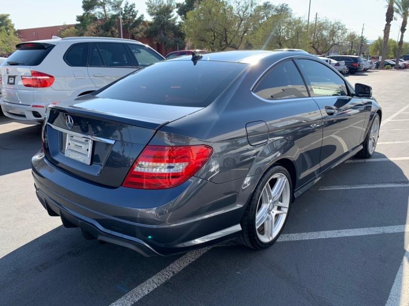 Mercedes-Benz C-Class 2013 price $14,900