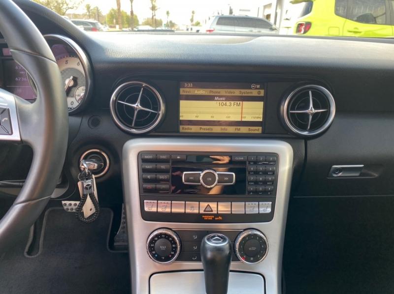 Mercedes-Benz SLK-Class 2012 price $17,900