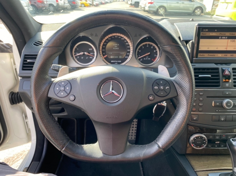 Mercedes-Benz C-Class 2009 price $22,900
