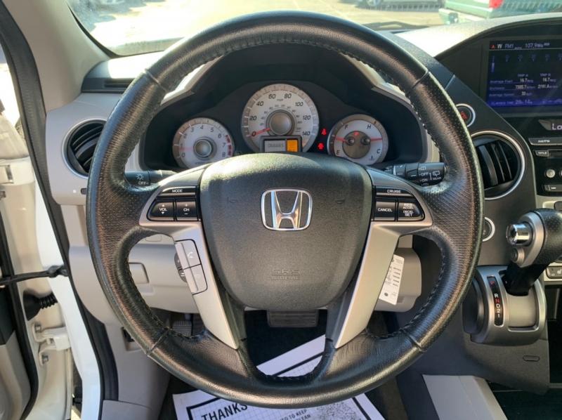 Honda Pilot 2015 price $19,900