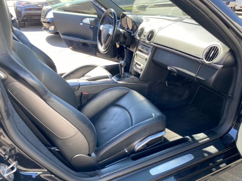 Porsche Cayman S 2006 price $17,900
