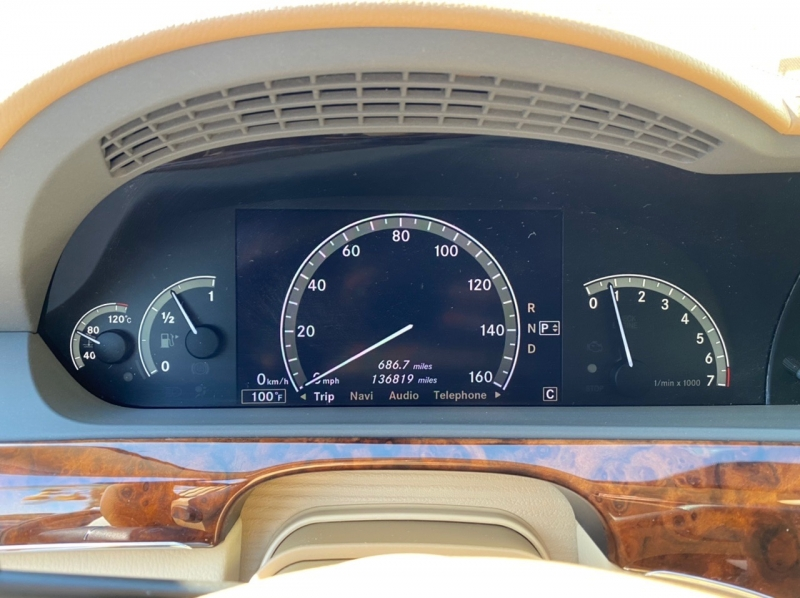 Mercedes-Benz S-Class 2007 price $10,900