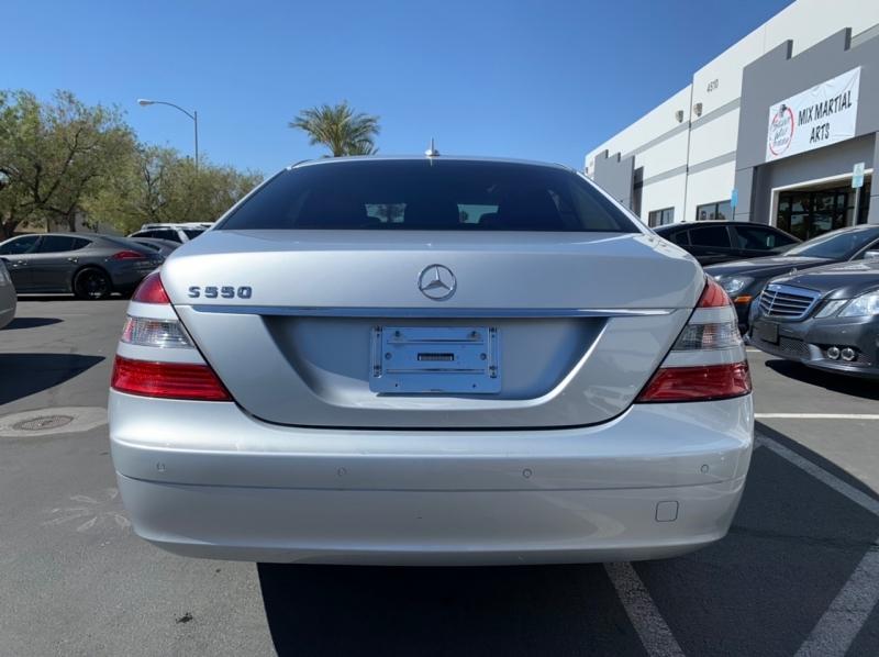 Mercedes-Benz S-Class 2007 price $12,900