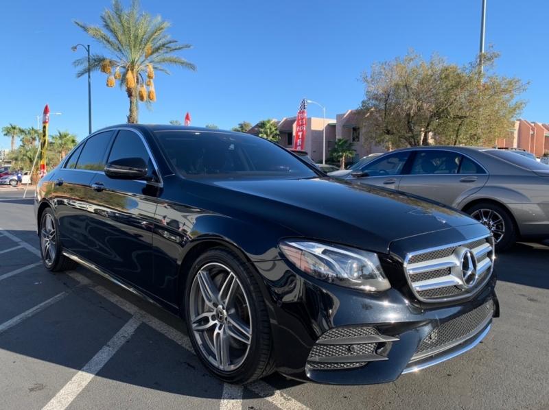 Mercedes-Benz E-Class 2018 price $39,536