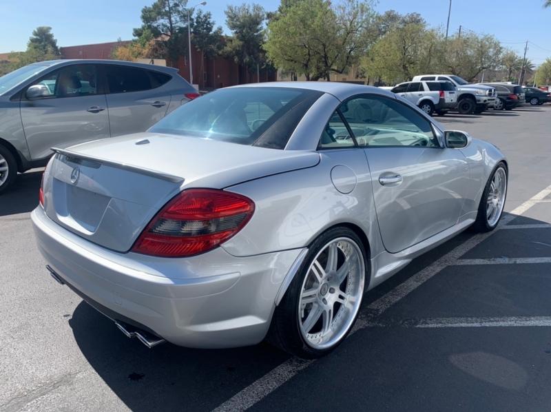 Mercedes-Benz SLK-Class 2006 price $19,900
