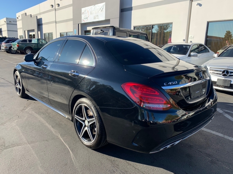 Mercedes-Benz C-Class 2016 price $27,900
