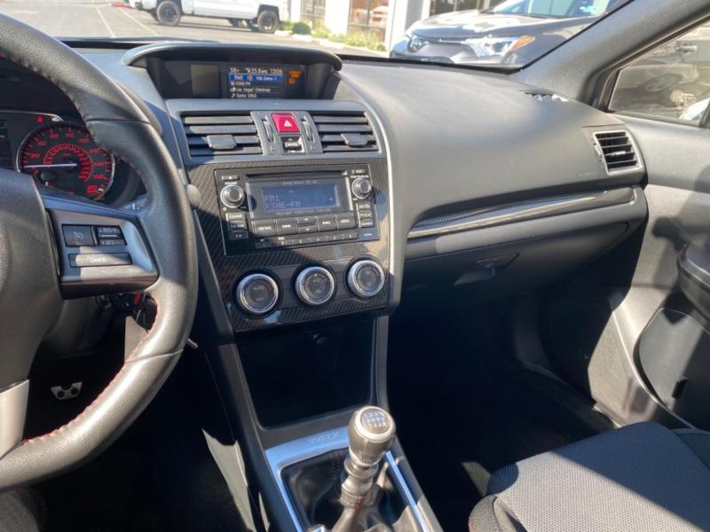 Subaru WRX 2015 price $16,900