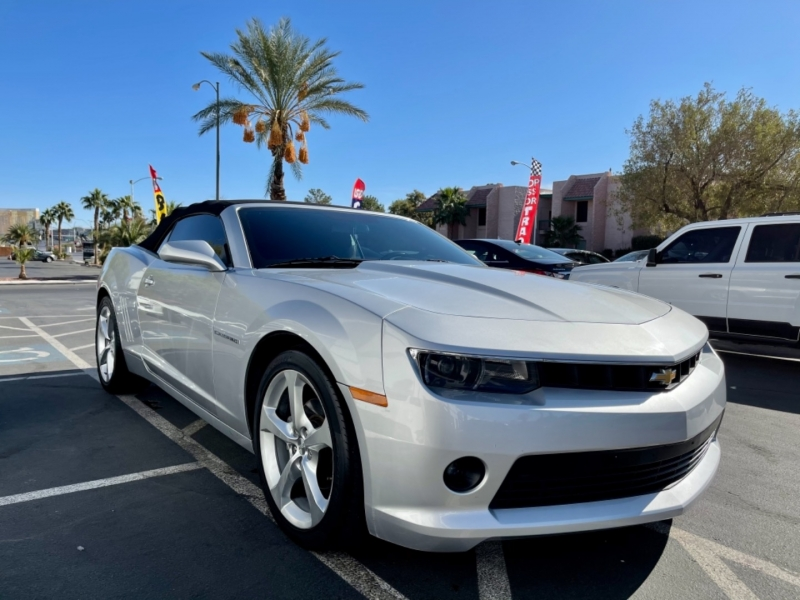 Chevrolet Camaro 2015 price $14,900