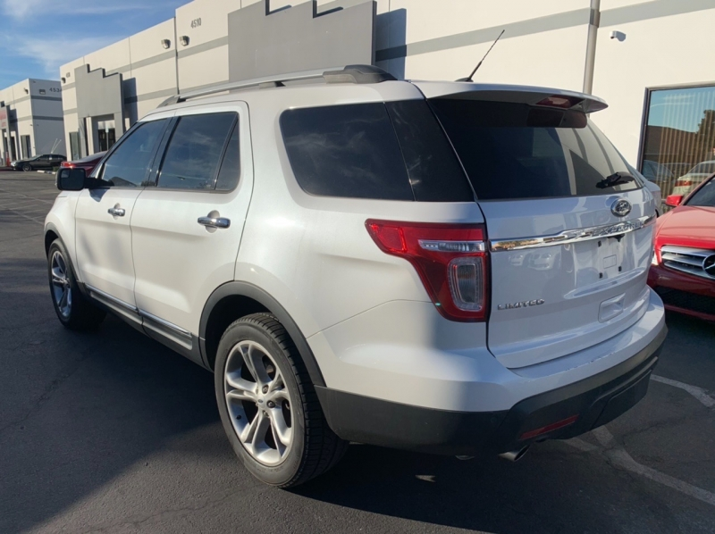 Ford Explorer 2012 price $12,900