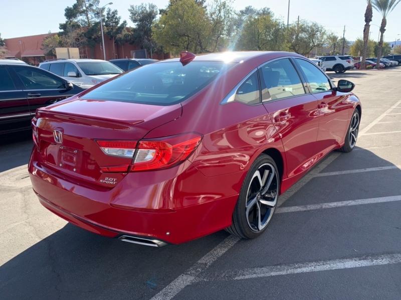 Honda Accord Sedan 2018 price $22,900