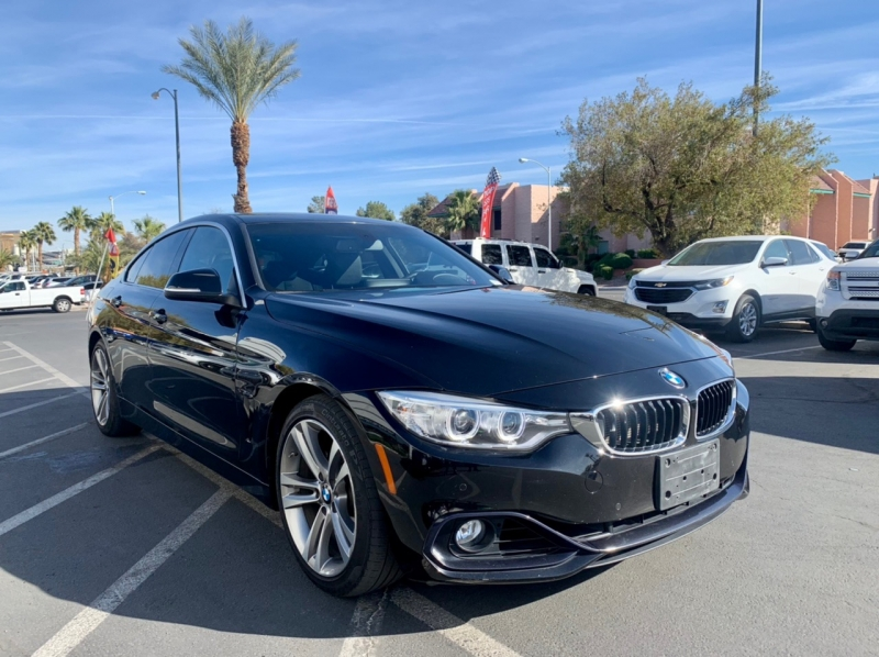 BMW 4 Series 2016 price $19,900