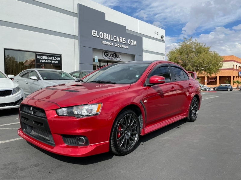 Mitsubishi Lancer Evolution 2015 price $37,900