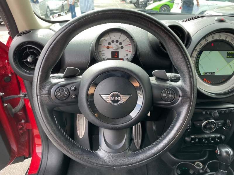 Mini Cooper Countryman 2013 price $9,900