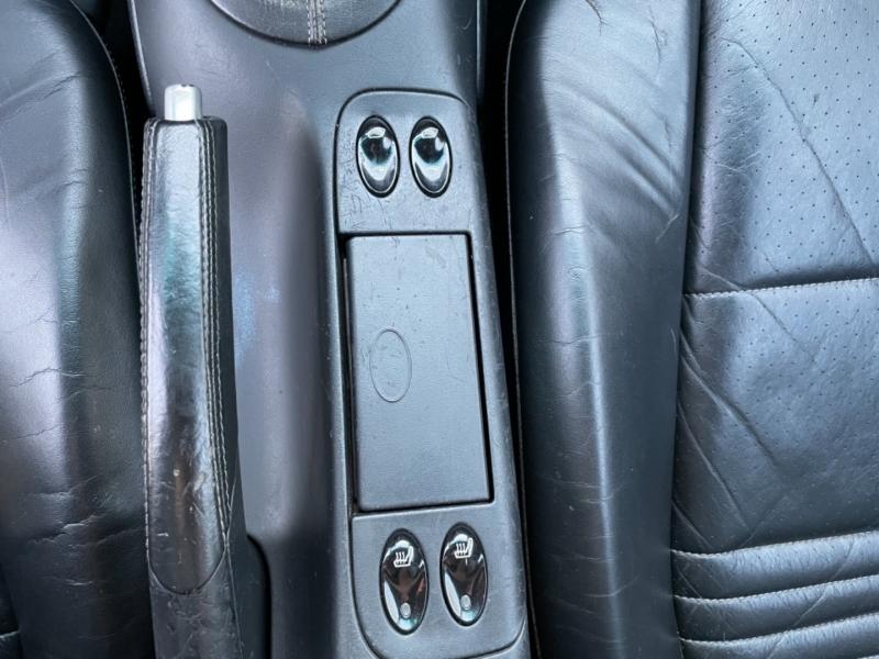 Porsche Boxster 2000 price $17,900