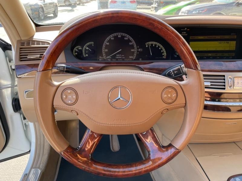 Mercedes-Benz S-Class 2008 price $14,900