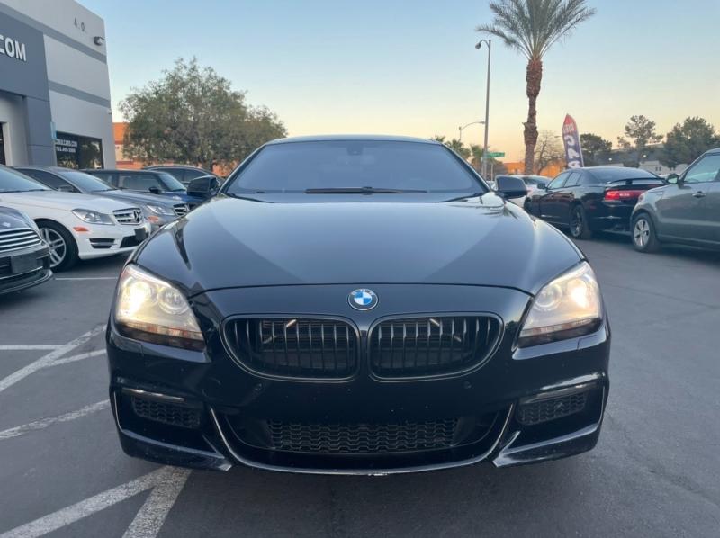 BMW 6-Series 2013 price $23,900