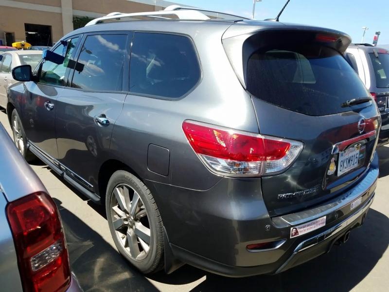 Nissan Pathfinder 2016 price $18,900