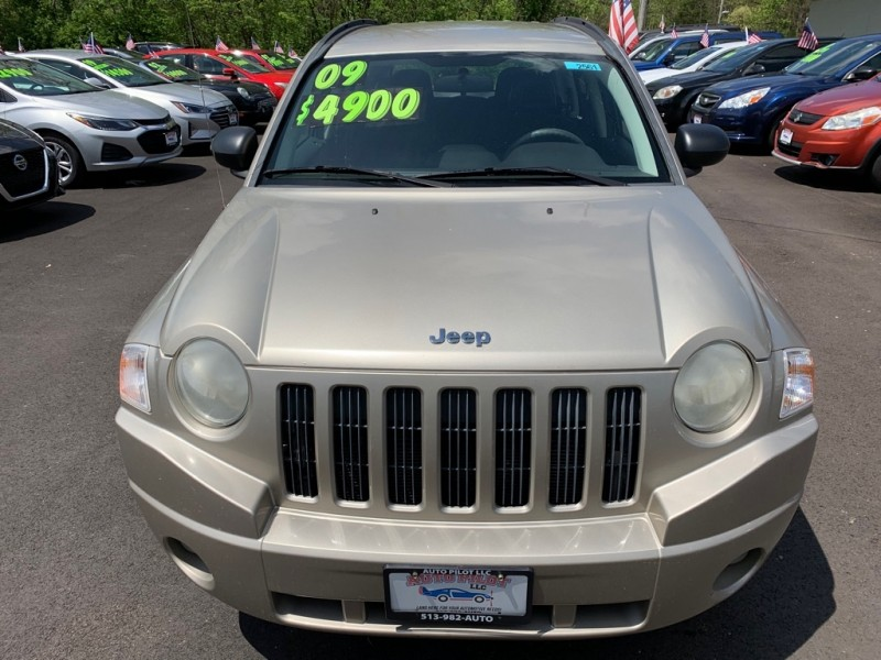 JEEP COMPASS 2009 price $4,900