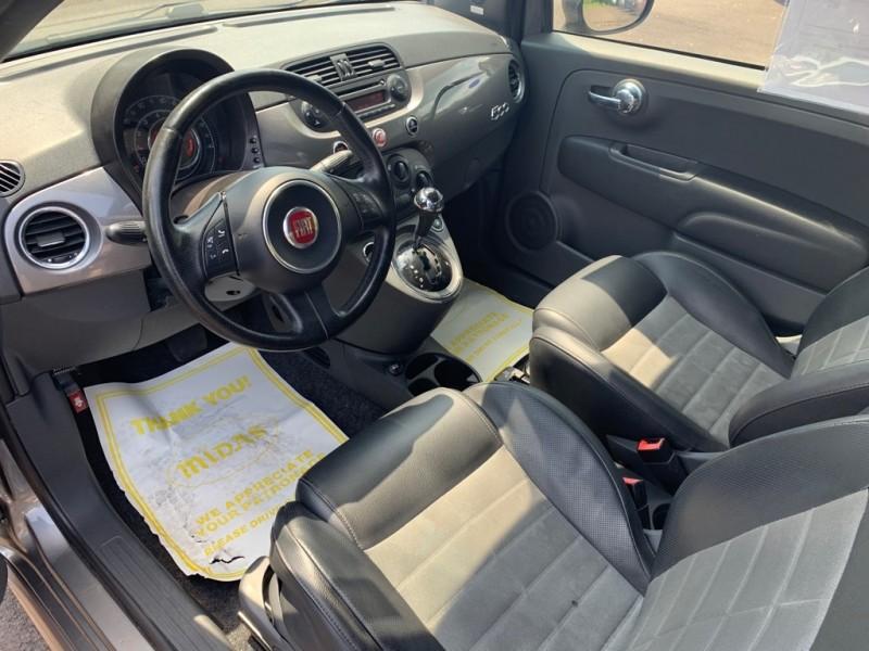 FIAT 500 2012 price $6,000