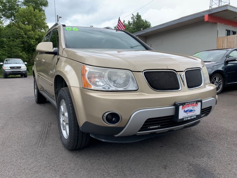 PONTIAC TORRENT 2006 price $2,900