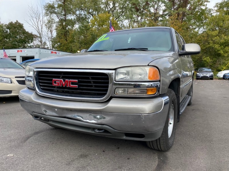GMC YUKON 2001 price $2,900