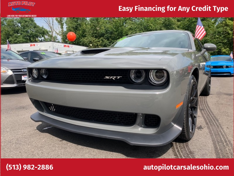 DODGE CHALLENGER 2017 price $27,000