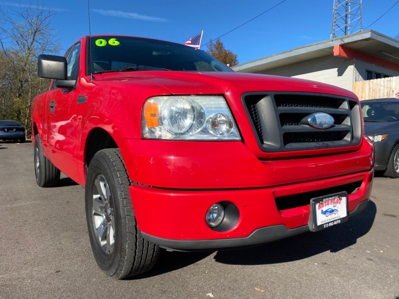 FORD F-150 2006 price $7,900