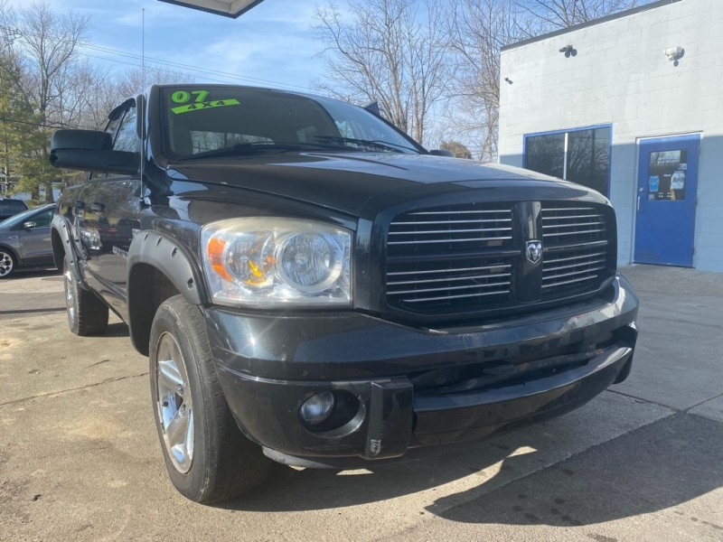 DODGE RAM PICKUP 1500 2007 price