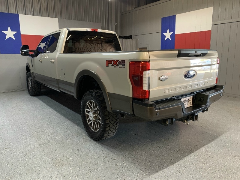 Ford Super Duty F-350 SRW 2017 price $52,995