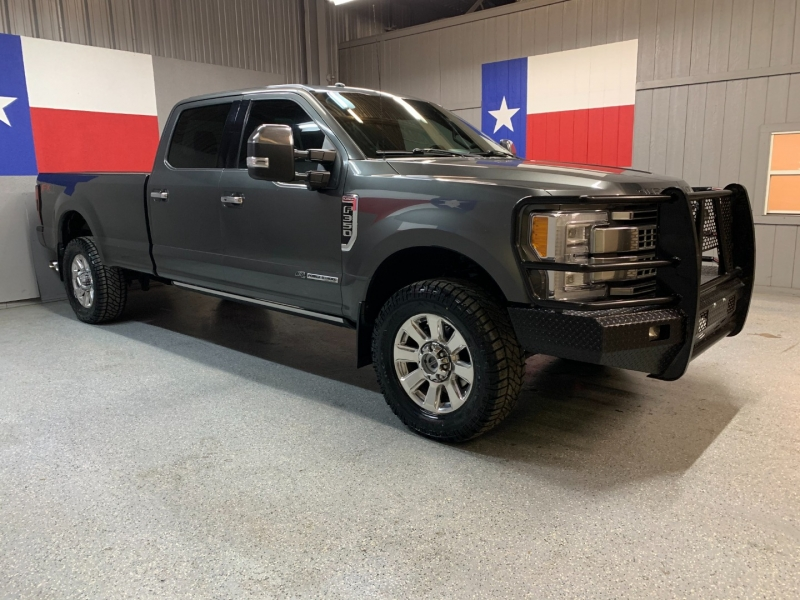 Ford Super Duty F-350 SRW 2018 price $48,995