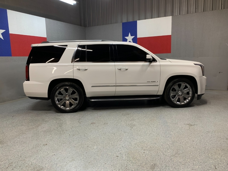GMC Yukon 2016 price $36,995