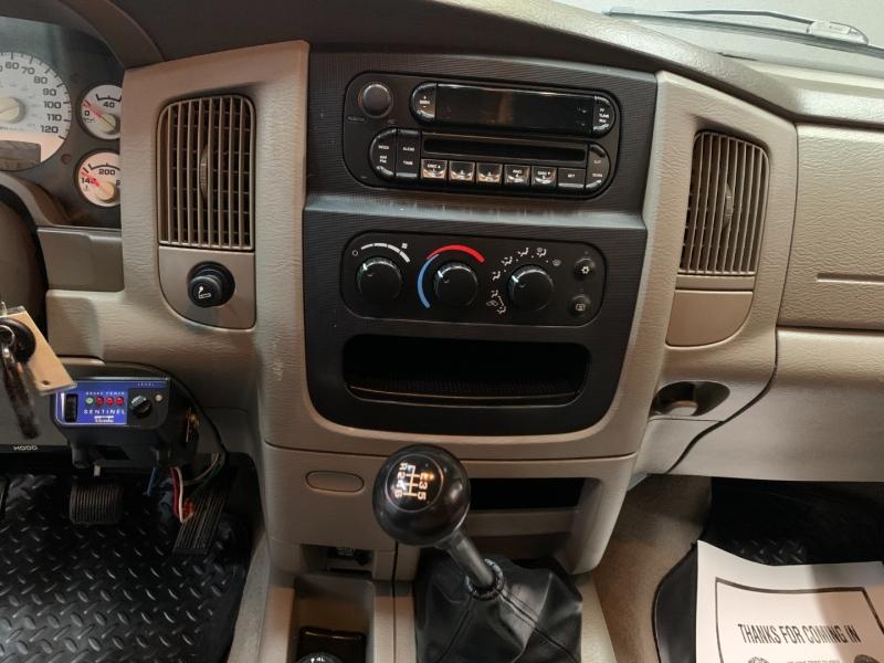 Dodge Ram 3500 2005 price $24,995