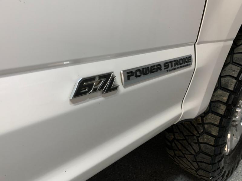 Ford Super Duty F-250 2017 price $59,995