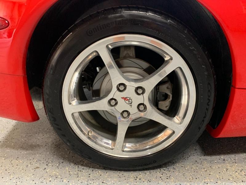 Chevrolet Corvette 2003 price $21,995