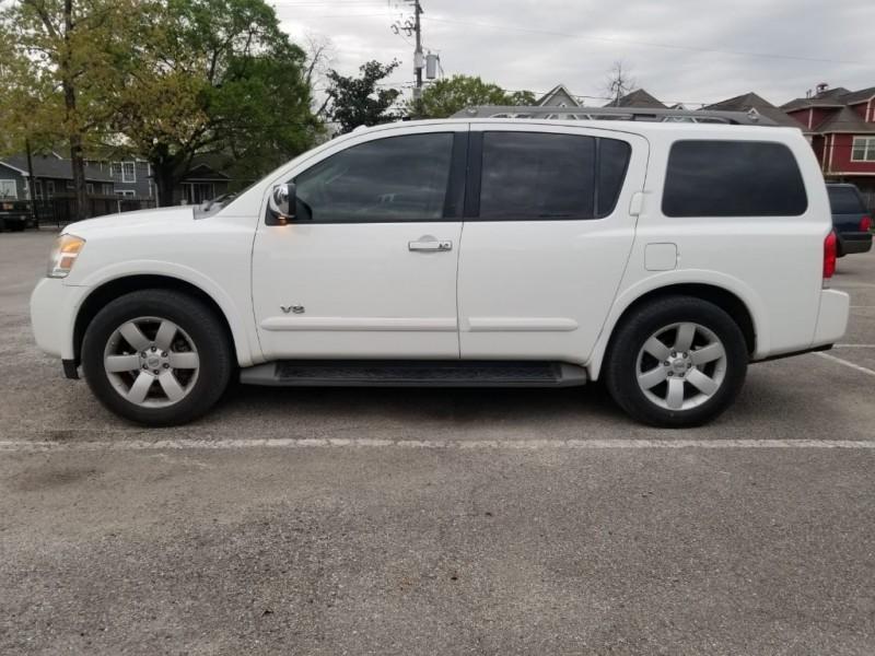 Nissan Armada 2008 price $0