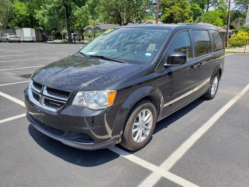 Dodge Grand Caravan 2015 price $0