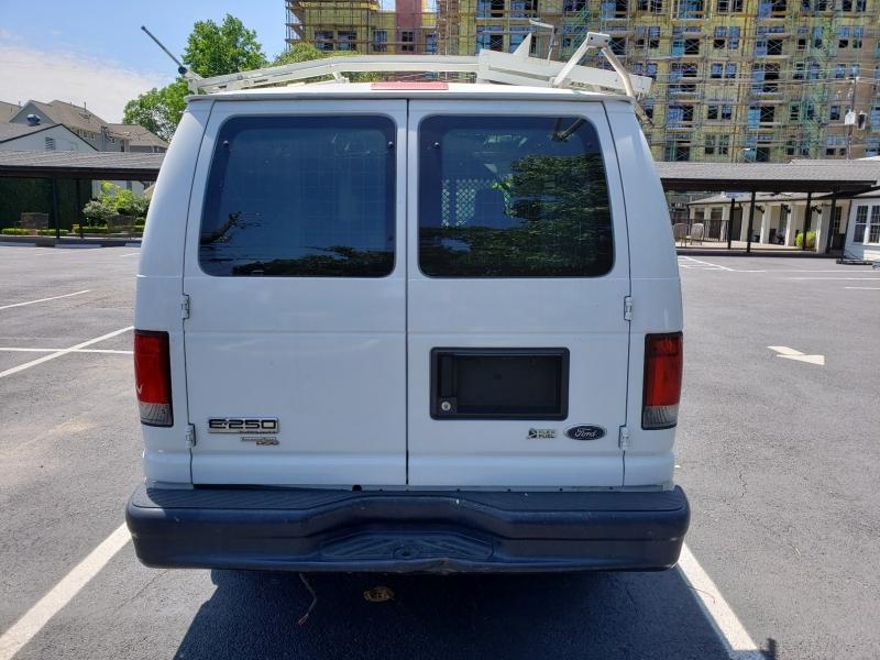 Ford Econoline Cargo Van 2014 price $0