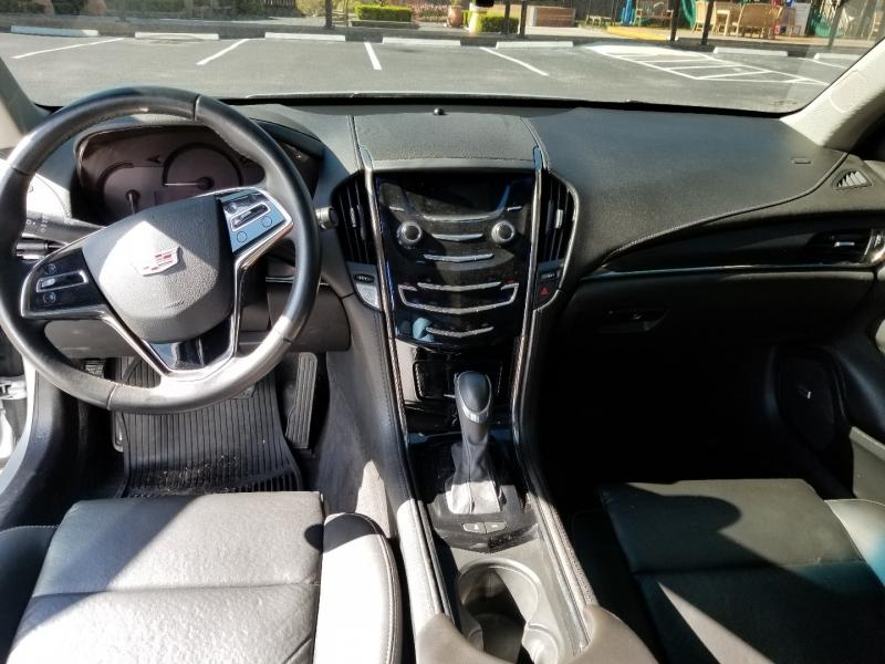 Cadillac ATS Sedan 2015 price $0