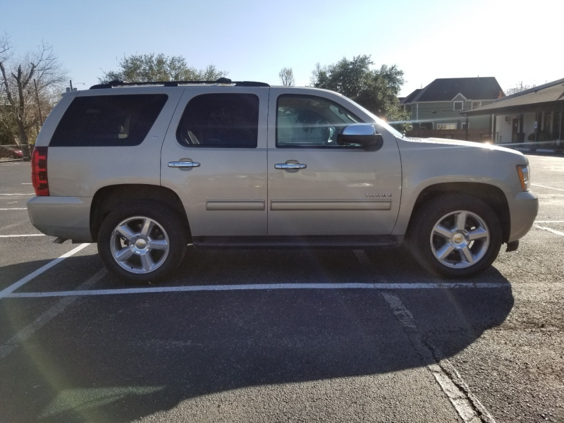 Chevrolet Tahoe 2010 price $0