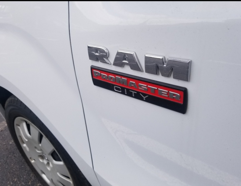 RAM ProMaster City Wagon 2016 price $0