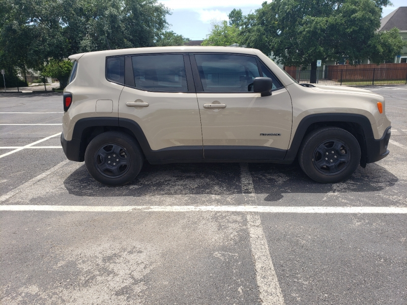Jeep Renegade 2016 price $0
