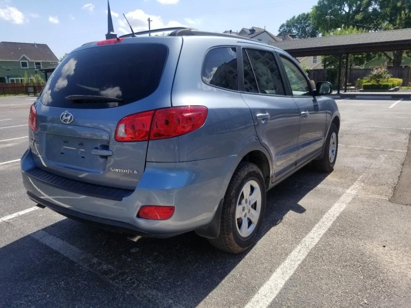 Hyundai Santa Fe 2009 price $0